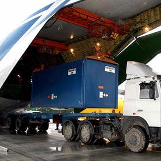 Авиаперевозка грузов по России