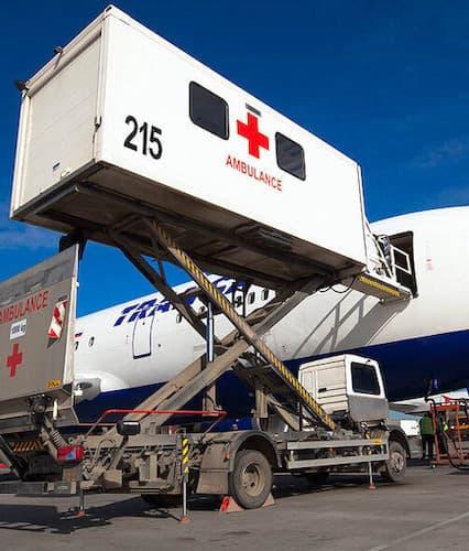 Авиаперевозка медикаментов