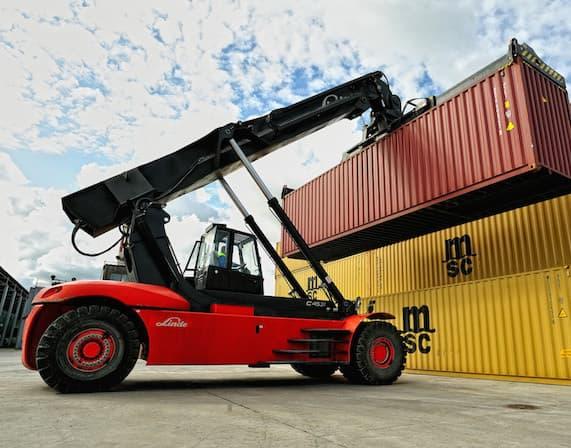 Хранение крупногабаритных грузов