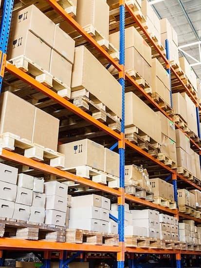 Хранение негабаритных грузов